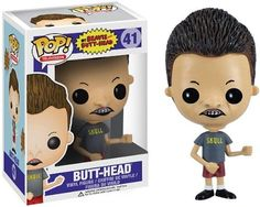 Funko POP! Beavis & Butt-Head Vinyl Figure Butt-Head
