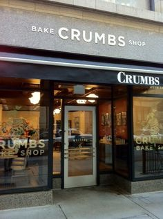 NYC-Crumbs-Tasty baked goods- you have to try their red velvet cupcakes Click the picture to see more! :-D