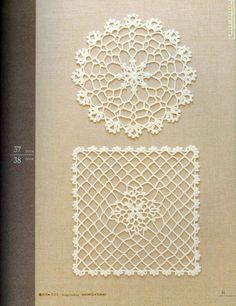 Crochet: Lacework Floral