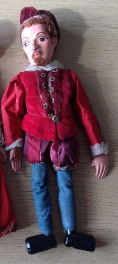 vintage pelham puppet special edition
