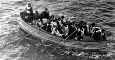 April 15, 2012-The 100th Anniversary of the Sinking of the Titanic, April 15, 1912. Titanic survivors adrift in the Atlantic Ocean were rescued by the Carpathia.