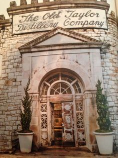 Taylor Distillery Co. Southern Living 50th