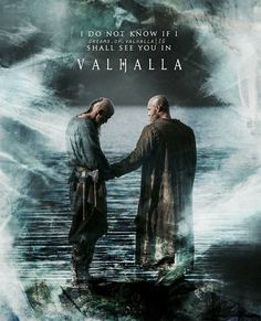 This is so beautiful! Their relationship has so tumultuous and Ragnar never appreciated Floki the way he should and this was the moment of acknowledgement I have been waiting for, for years!