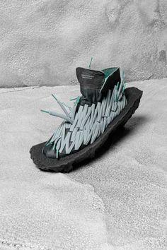 Women S Shoes European Sizes Funky Shoes, Crazy Shoes, Me Too Shoes, Huarache, Fashion Boots, Mens Fashion, Creative Shoes, Mode Jeans, Shoe Pattern