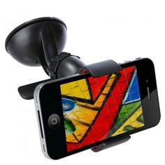 360 Degree Rotating Car Mount Bracket Holder for iPhone Cellphone GPS MP4 PDA - Car Accessories for Wholesale - Free Shipping