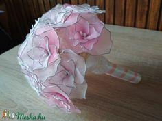 Meska - Egyedi Kézműves Termékek és Ajándékok Közvetlenül a Készítőktől, meska.hu Alternative Wedding, Wedding Bouquets, Ale, Ales, Wedding Flowers, Bridal Bouquets