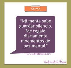 Afirmación salud 4 jun 1 | Andrea de la Mora