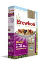 Gluten Free Products – Crispy Brown Rice Gluten Free Cereals with Mixed Berries