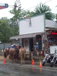 "Bandera, Texas ""Cowboy Capital of the World"""