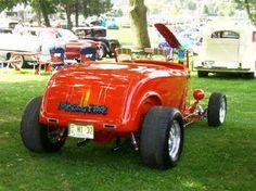 HotRod HotLine ~ 26th annual Wheels of Time Rod & Custom Jamboree ~ August 2004