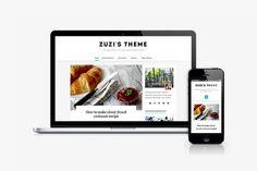 Zuzi - Elegant & Classic Blog for WP - Blog - 1