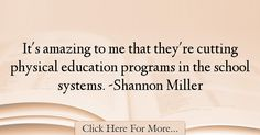 Shannon Miller Quotes About Amazing - 2489