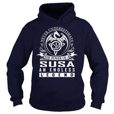 Never Underestimate The Power Of a SUSA An Endless Legend Name Shirts #gift #ideas #Popular #Everything #Videos #Shop #Animals #pets #Architecture #Art #Cars #motorcycles #Celebrities #DIY #crafts #Design #Education #Entertainment #Food #drink #Gardening #Geek #Hair #beauty #Health #fitness #History #Holidays #events #Home decor #Humor #Illustrations #posters #Kids #parenting #Men #Outdoors #Photography #Products #Quotes #Science #nature #Sports #Tattoos #Technology #Travel #Weddings #Women
