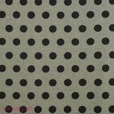 TEPLÁKOVINA - bodky sivá