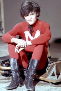Micky Dolenz (The Monkees) Great Bands, Cool Bands, Mickey Dolenz, Michael Nesmith, Peter Tork, Davy Jones, The Monkees, Classic Tv, Classic Rock