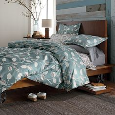 Marsh Organic Sheets & Bedding Set | The Company Store