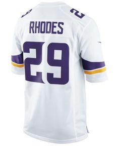 Nike Men Xavier Rhodes Minnesota Vikings Game Jersey 72e7e55aa