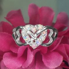 Should you absolutely love great beautiful hair a person will enjoy this site! Love Ring, Dream Ring, Heart Wedding Rings, Heart Rings, Jewelry Accessories, Fashion Accessories, Pretty Rings, Opal Rings, Diamond Heart