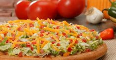 The Adventures of Taddy-Long-Legs & J-Money: A Yummy Taco Pizza Recipe!