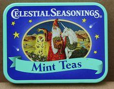 Celestial Seasonings Mint Teas...great for weight loss!!