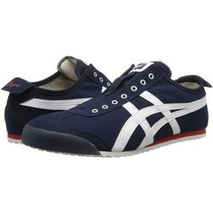Onitsuka Tiger by Asics Mexico 66 SlipOn Navy OffWhite