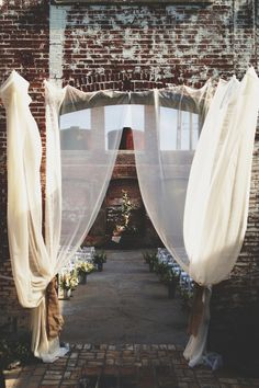 McKinney Cotton mill-wedding venue.  I am dying to work with a bride here!!!