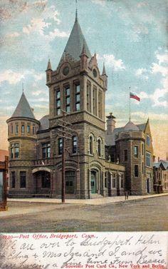 Post Office, Bridgeport