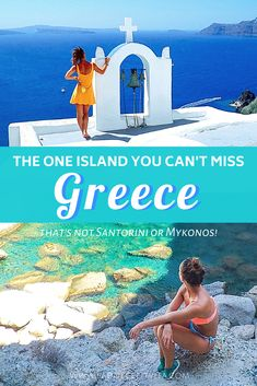 Trying to find the most beautiful greek island to visit? And maybe you also want it to have few tourists? Head over to this island before the secret it out! #milosgreece #greekislandhopping #greecevacation | Milos Beaches | Sarakiniko | Tsigrado Beach | Greek Island Photography | Best Greek Island to Visit | Uncrowded and Off the Beaten Path Greece | Instagram Spots Greece | Greece Travel & Destinations | Bucket lists Greece | Vacation in Greece | Tips for Island Hopping Greece Vacation, Greece Travel, Most Beautiful Greek Island, Places To Travel, Travel Destinations, Greek Islands To Visit, Greek Island Hopping, Best Beaches To Visit, Europe Travel Guide