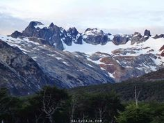 Glaciar Ojo del Albino  - Laguna Esmeralda, cómo llegar. http://daleviaja.com/laguna-esmeralda/