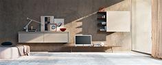 Секционные стены хранения PASS-WORD   Хранение стены Pass-Word Collection By MOLTENI & C. дизайн Данте Bonuccelli