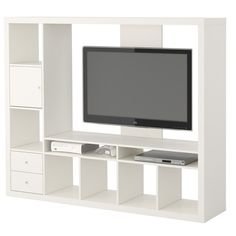 Expedit TV unit from Ikea | TV units | Living room furniture | Living room | SHOPPING GALLERY | Ideal Home | Housetohome