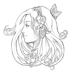 Art Nouveau Designs | From Doodles to Remnants ~