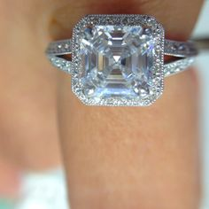 Beautiful engagement ring     by Icing On The Ring