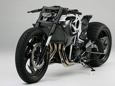 Serpent - Hyabusa-based Custome - via Ransome Bikes