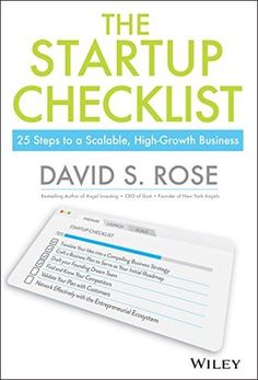 Image result for the startup checklist