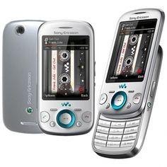 Sony Ericsson W20I Zylo Silver