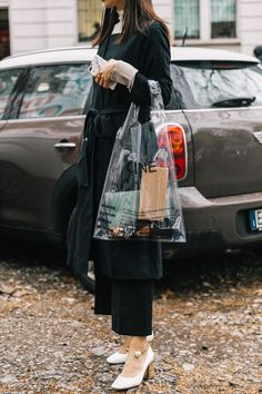 MILAN FALL 18/19 STREET STYLE III | Collage Vintage