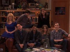 The Big Bang Theory... Obsessed with this show