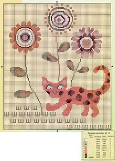 This makes me want to cross stitch again!