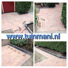 Bestrating - sierbestrating is ook een specialiteit van tuinmani. Voor een prachtige basis van uw tuin. Beton, gebakken, keramisch of composiet. Geplaatst en verkrijgbaar bij tuinmani #tuinmani @Tuinmani www.tuinmani.nl