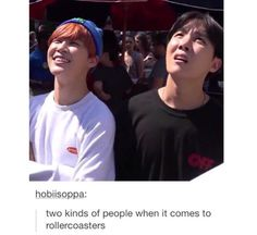 Which one are you? J-Hope or Jimin?