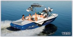 , with sundeck) Sanger Sanger Boats, Wakeboard Boats, Ski Boats, Cottage Living, Wakeboarding, Live Life, Skiing, To Go, Dns
