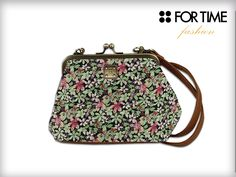 Bolso for Time Fashion Temporada Primavera Verano Estampado floral