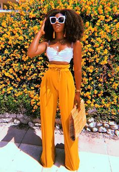 16 Amazing Look Outfits For Campus Girls. Classy Outfits, Chic Outfits, Spring Outfits, Trendy Outfits, Girl Outfits, Fashion Outfits, Outfits For Black Girls, Formal Outfits, Moda Afro
