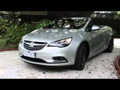 The sleek Holden Cascada convertible is as smart as it is beautiful complete with hi-tech features as standard