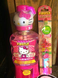 Firefly makes brushing fun!