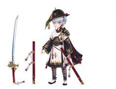 추석 명절의 영웅 소식! : 네이버 카페 2d Character, Character Portraits, Character Concept, Concept Art, Seven Knight, Knight Art, Knight Costume, Pathfinder Rpg, Anime Outfits