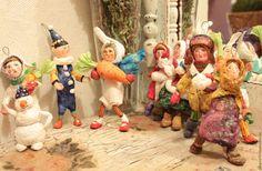 """Купить Продана. серия """" Советские ребята"""" винтажный стиль) - фиолетовый, новогодние игрушки"""