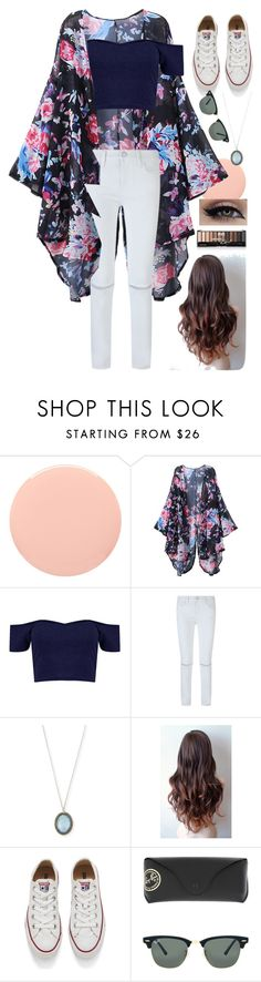 """Untitled #83"" by sofia-collins8 ❤ liked on Polyvore featuring Smith & Cult, Rebecca Minkoff, Armenta, Converse and Ray-Ban"