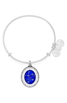 Free shipping and returns on Alex and Ani 'Constellation' Bangle Bracelet at Nordstrom.com. Each sign of the zodiac is associated with a constellation: each with its own significance and meaning. Discover the story that is written in the stars, just for you, and wear it all-year long on a beautiful bangle with a stunning charm. <br />